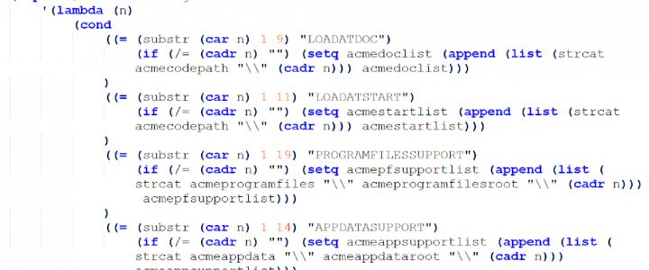 Waarom in hemelsnaam dan toch LISP?