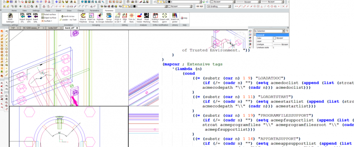 Introductie CAD LISP