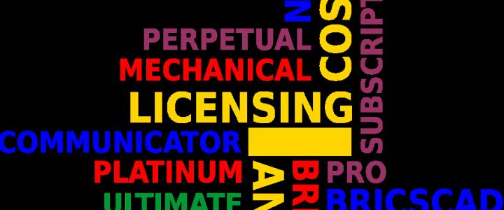 BricsCAD-licenties kiezen