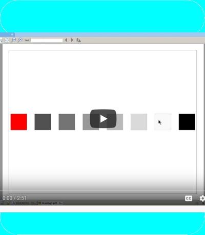 index-kleuren